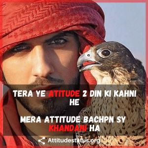 My Attitude Shayari Poetry (2 Lines) for WHATSAPP in Hindi