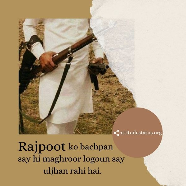 rajasthani attitude status quotes