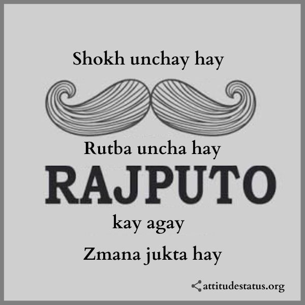 rajputana status in english in hindi