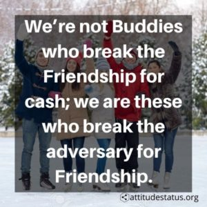 Forever Friends Status Quotes