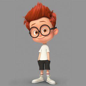 cute boy dps