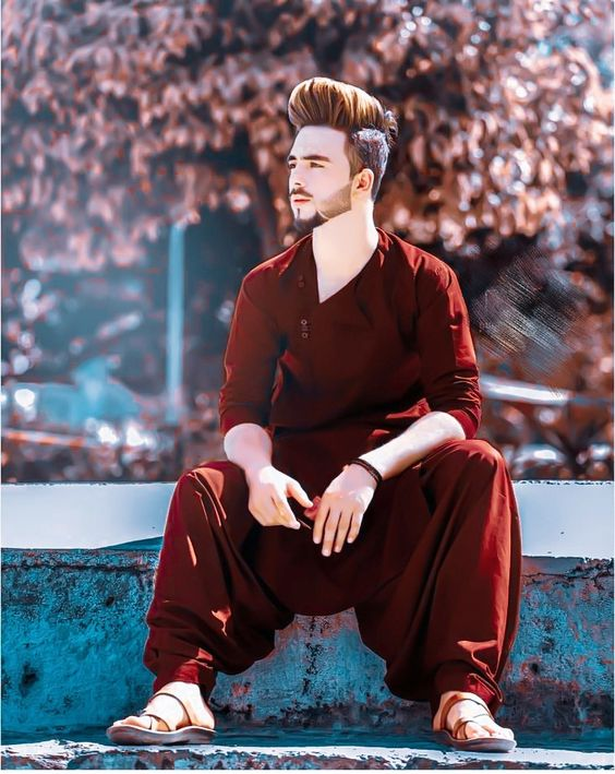 Shalwar kamiz punjabi attitude dp images for boys