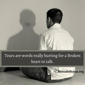 heart touching sad Quotes and lines