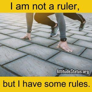 Dangerous Killer Attitude Status