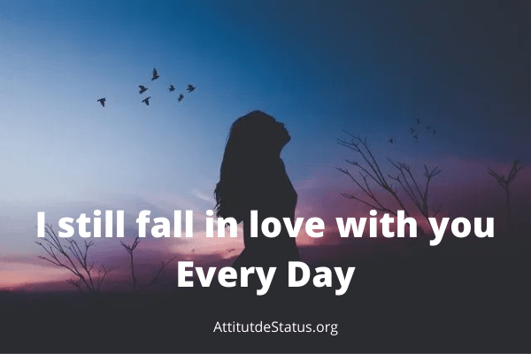 Love Quotes Status for WhatsApp in English