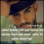 Punjabi Attitude Stylish Status in Hindi Urdu