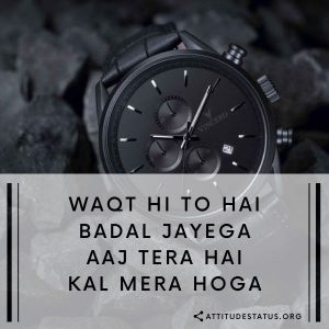 Status about Time Waqat 2020