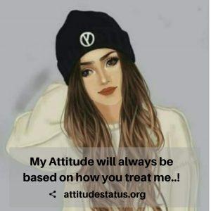 Female Attitude Status 2019