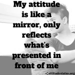 boyz attitude Messages about character