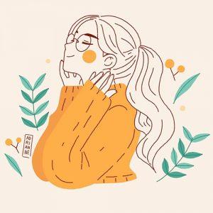 girl art dp