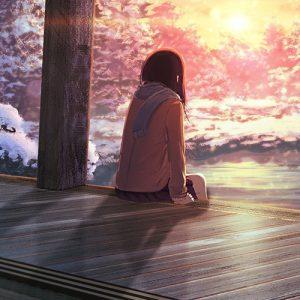 alone girl dps
