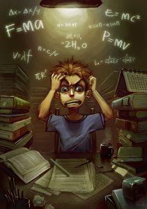 exam time