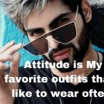 Attitude Dialogue in English & Hindi